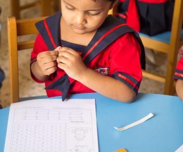 Learning Alphabet activities