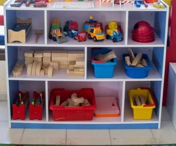 Lollipop Nursery Block Center